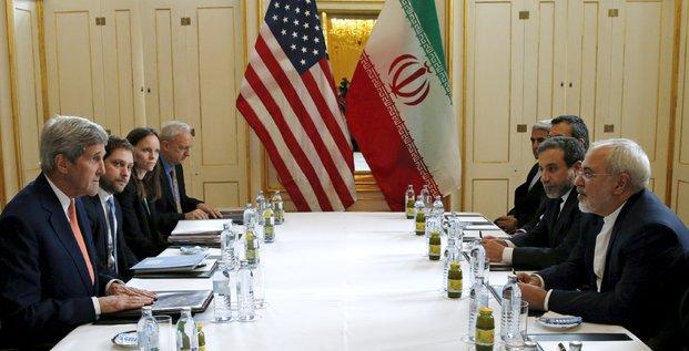 Les etats-unis et l'iran procedent a un echange de prisonnier