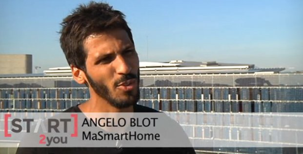 Angelo Bot, fondateur de MaSmartHome