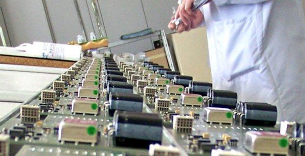 La nouvelle ligne portera la capacité de production de 20 000 à 40 000 composants montés à l'heure