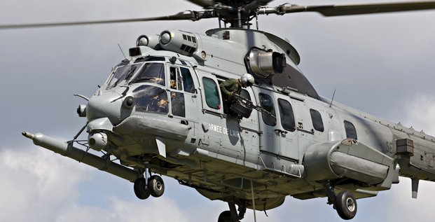 Caracal EC725 Airbus Helicopters