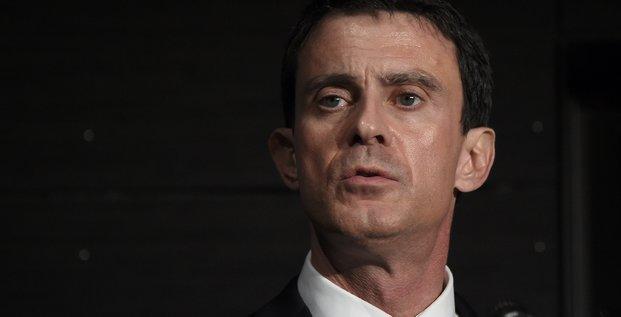 Valls preoccupe par l'avenir de la france, pas de la gauche