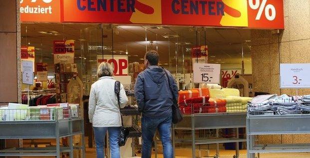 Inflation en allemagne au plus haut en huit mois