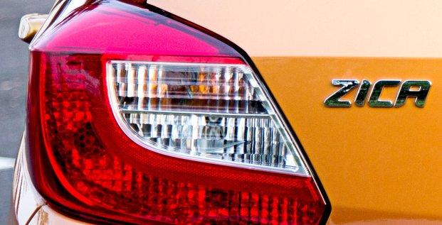 Voiture Zica de Tata Motors