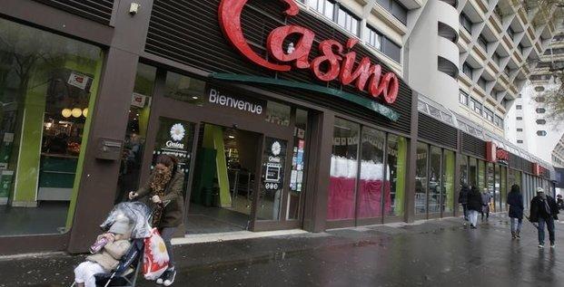 Casino, a suivre a la bourse de paris