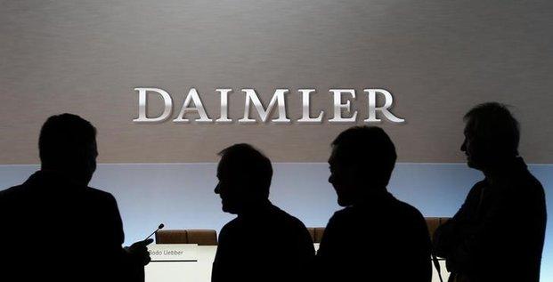 Daimler trucks va supprimer 1.250 emplois en amerique du nord