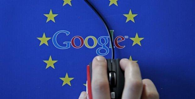 Le dg de google jeudi prochain a bruxelles