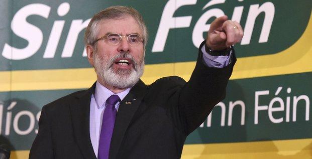 Gerry Adams Sinn Féin