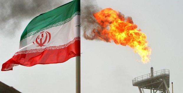Iran pétrole