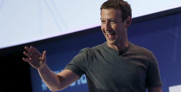 Facebook deploie cinq alternatives au j'aime