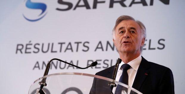 Philippe Petitcolin, Safran, aérospatiale, défense, communications, moteur Silvercrest
