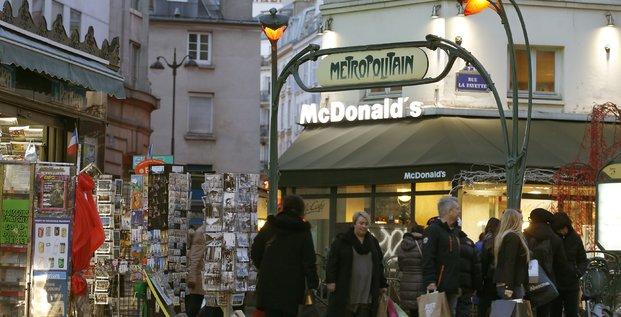 McDonald's, France