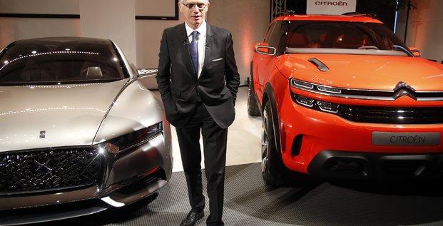 Carlos Tavares, 2015.07, PSA, Peugeot Citroen, constructeur automobile, SUV, crossover,