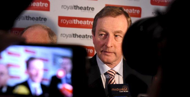Enda Kenny, Irlande, élections
