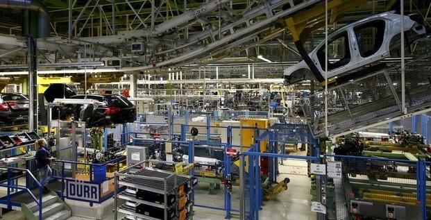 L'industrie allemande cale