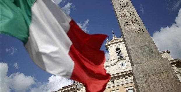 L'italie affiche une croissance de 0,8% en 2015