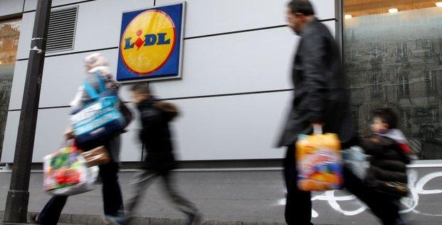 Lidl signe des accords avec des eleveurs et des industriels