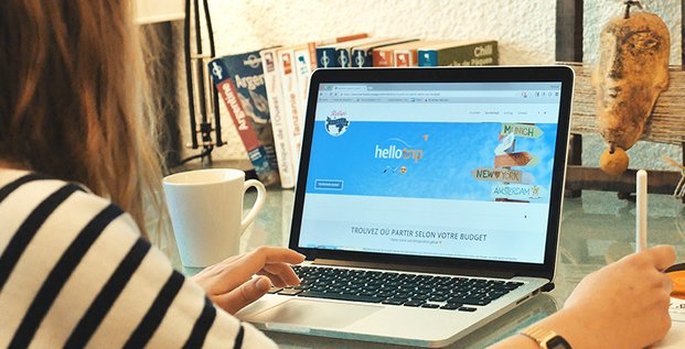 e-tourisme hellotrip
