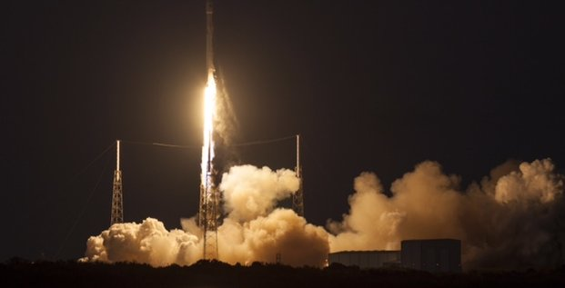 SpaceX SES-9 SES