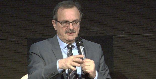 Jean-François Carenco, préfet de la région Île-de-France,