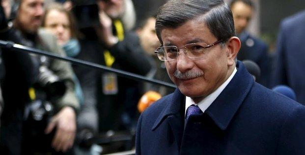 Fragile accord a 28 sur la crise des migrants face a la turquie