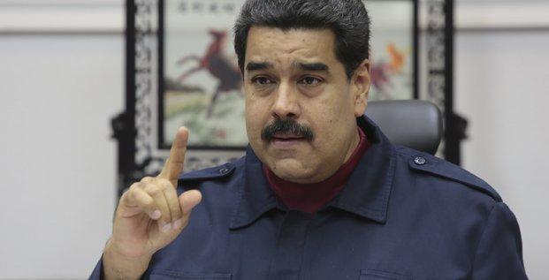 Deux venezueliens sur trois veulent le depart du president maduro