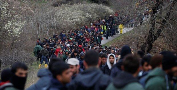 L'ue prepare le sommet sur la crise des migrants