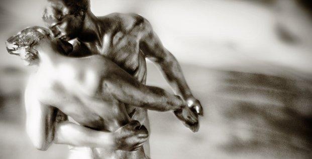 La Valse. Sculpture de Camille Claudel, muse de Rodin