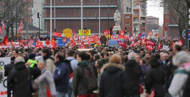 manifestation loi travail 31 mars