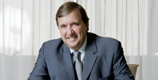 Marcel Hermann, président de Médipôle