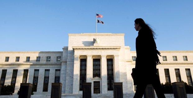 Prudence a la fed quant a l'eventualite d'une hausse de taux en avril