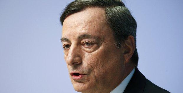 Mario draghi repond aux critiques allemandes contre la bce