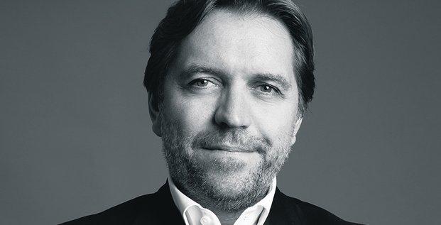 Eric Léandri, cofondateur de Qwant, le moteur de recherche français « anti-Google », coprésident de la French Tech Côte d'Azur.