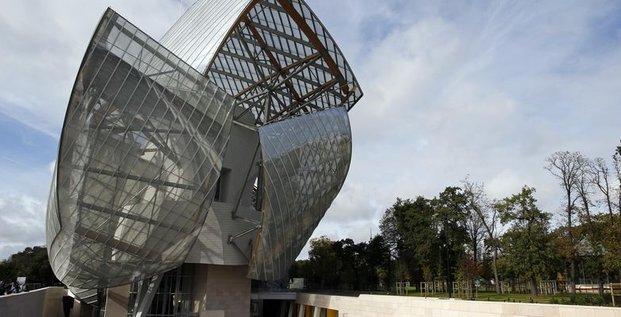 La fondation Vuitton ancre la marque du groupe LVMH à Paris