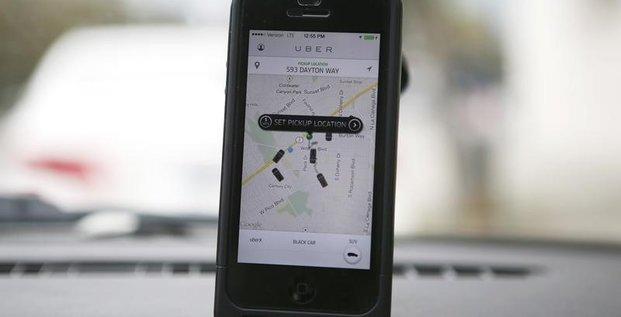 Uber trouve un accord avec ses conducteurs californiens