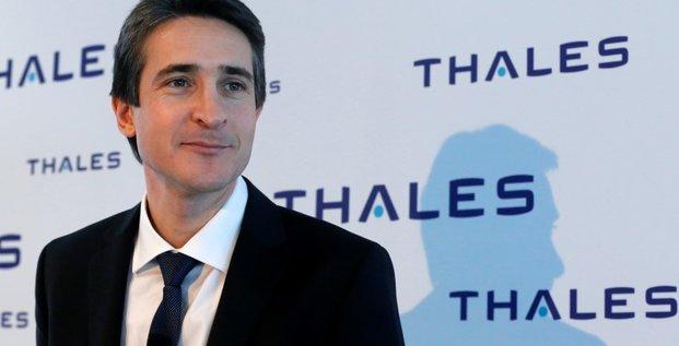 Thales vise un contrat d'un milliard d'euros lies aux sous-marins australiens