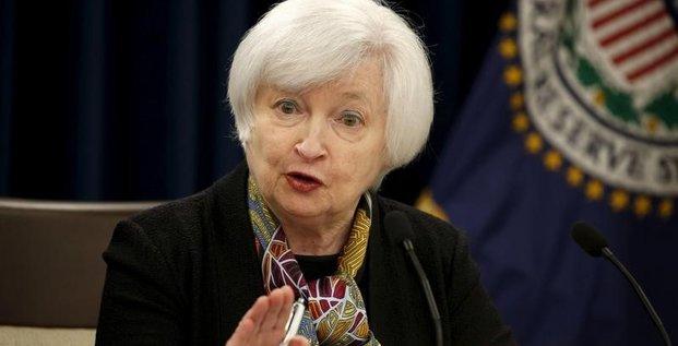 La fed se dit confiante dans l'economie americaine