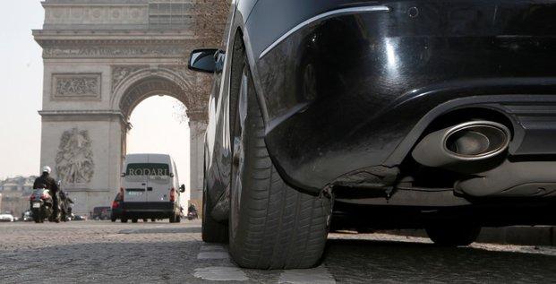 Les resultats des tests de la commission royal sur les vehicules diesel devoiles