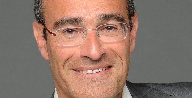 Rémy Pierre, directeur financier de Soitec