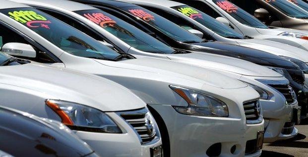 Les ventes d'automobiles aux etats-unis se portent bien