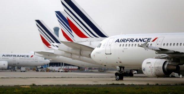 Air france abandonne son projet sur sa flotte long-courrier