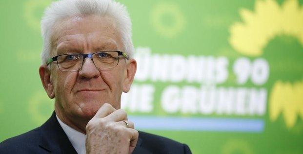 Verts et cdu trouvent un accord de coalition dans le bade-wurtemberg