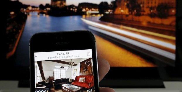 Un site pour recenser les locations airbnb declarees