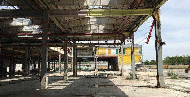 Friche industrielle Gerland