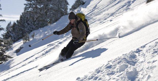 Les skieurs ont bénéficié d'une conjonction de facteurs favorables de février à avril.