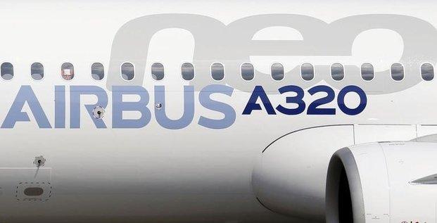 Airbus maintient le cap pour les a320neo et a350