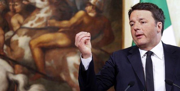 Les municipales en italie, un test pour matteo renzi