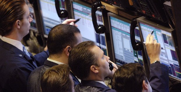 Bourse courtiers