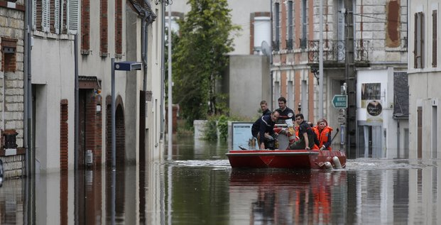 Inondations meurtrieres