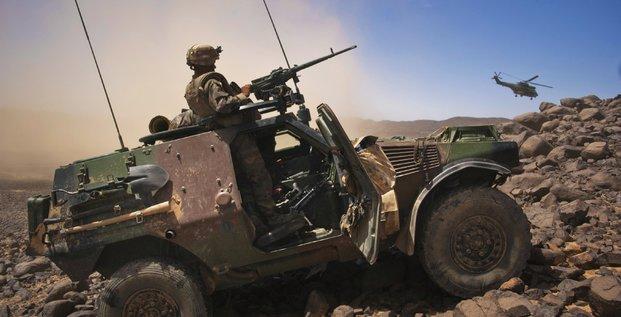 Armée, Opex, Mali, France, véhicules, hélicoptères, soldats, opérations extérieures, budget équipement de l'armée française,
