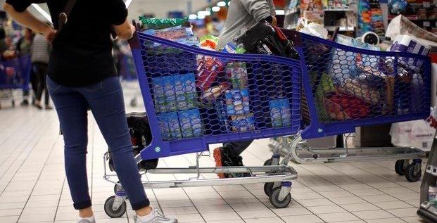 L'insee revoit a la hausse l'inflation de mai sur un an